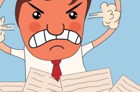 web design deadline frustration