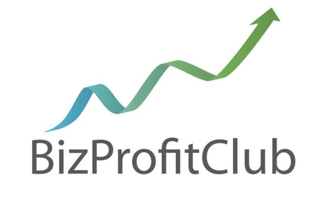 BizProfitClub Logo Design