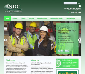 North Dandenong Clinic Website