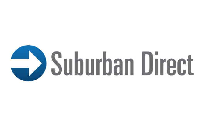 Suburban Direct Logo Design