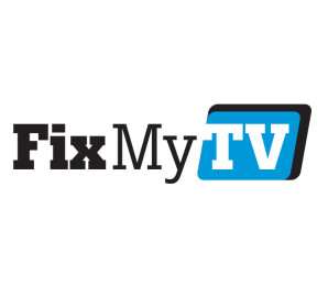 Fix My TV Logo Design