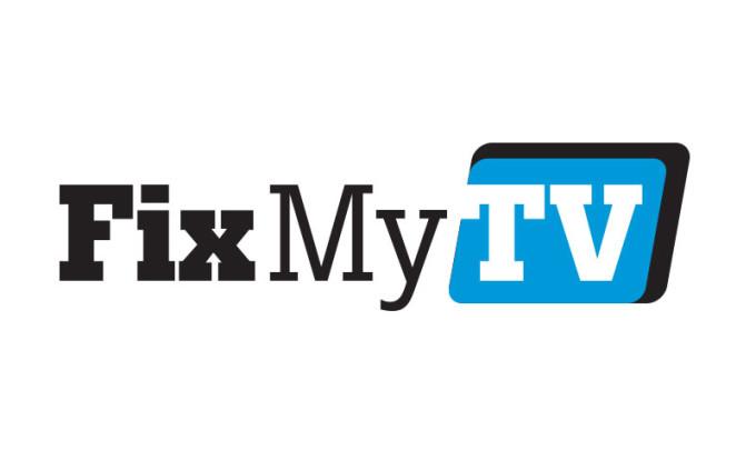 Fix My TV Logo Design