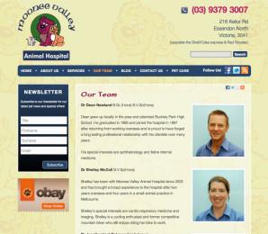 MVAH Website