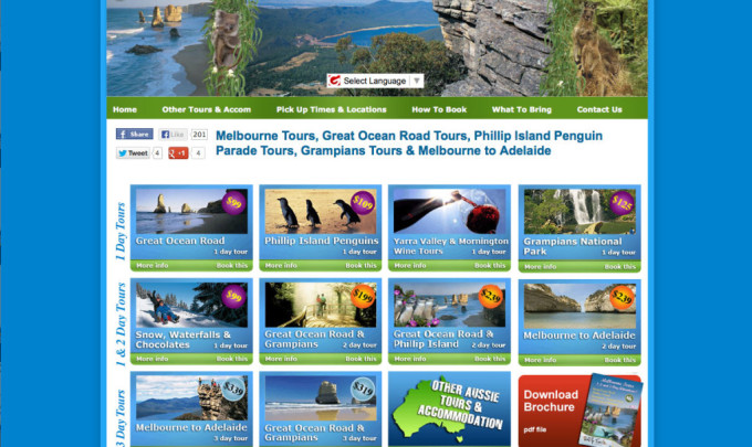 Wildlife Tours Australia