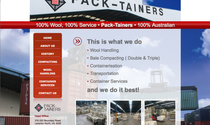 Pack-Tainers