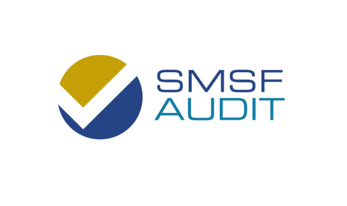 SMSF Audit Logo Design