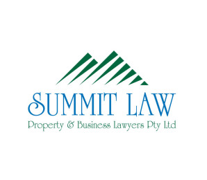 Summit Law Logo Design