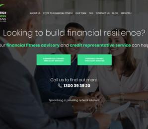 Finance Fitness Store
